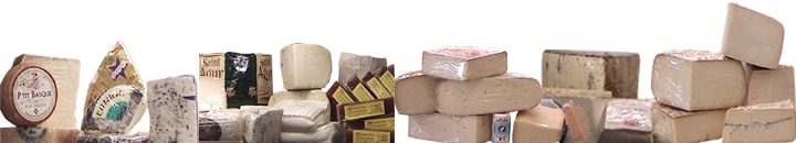 Imported Speciality Cheeses